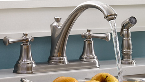 What to Do About a Noisy Faucet