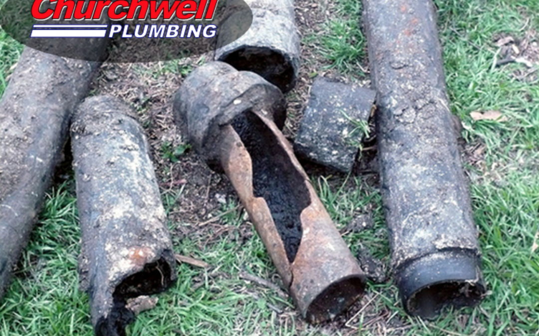 What is Orangeburg Pipe?
